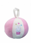 Miffy Chime Ball (Pink) By Rainbow Designs
