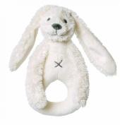 Happy Horse 15cm Ivory Rabbit Richie Rattle Toy