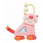 Chicco 21 cm Holly Funny Shape Rattle Nursery Toy