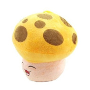 Toymall Plants Vs Zombies Cute Mushroom Plush Toy with Strap