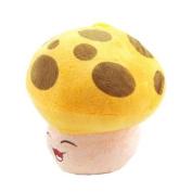 Toymall Plants Vs Zombies Cute Mushroom Plush Toy with Strap