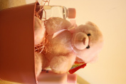 Baby Shower Gift Pink & White