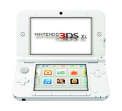 Nintendo 3DS XL Console White