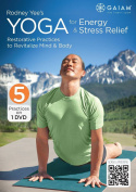 Rodney Yee's Yoga for Energy & Stress Relief [Region 1]