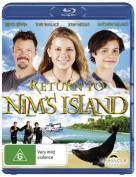 Return to Nim's Island [Region B] [Blu-ray]