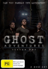 Ghost Adventures: Season 1 [Region 4]