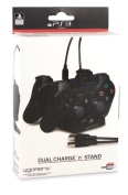 4Gamers PS3 Dual Charge N Stand