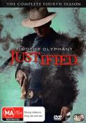 Justified: Season 4 [Region 4]