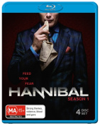 Hannibal: Season 1 [Region B] [Blu-ray]