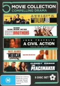 A Civil Action / Four Brothers / The Italian Job (2003) / The Mexican / The Peacemaker  [Region 4]