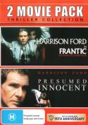 Frantic / Presumed Innocent  [Region 4]