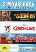 The Goonies / Gremlins / Gremlins 2 [Region 4]