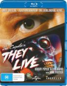 They Live [Region B] [Blu-ray]