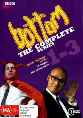 Bottom: The Complete Series (1 - 3)