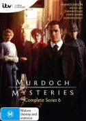Murdoch Mysteries: Season 6 [Region 4]