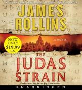 The Judas Strain Low Price CD [Audio]