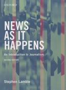News as It Happens