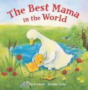 Best Mommy in the World [Board book]