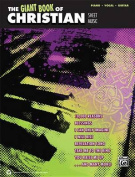 The Giant Book of Christian Sheet Music