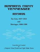 Humphreys County, Tennessee Records