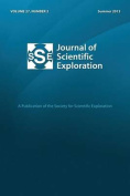 Journal of Scientific Exploration 27