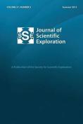 Journal of Scientific Exploration 27
