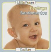 Feelings/Sentimientos (Little Faces) [Board book]