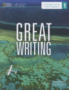 Great Writing 1 Student Book Great Sentences for Great Paragraphs