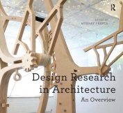 Design Research in Architecture