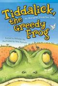 Tiddalick, the Greedy Frog