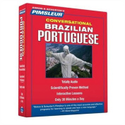 Pimsleur Portuguese (Brazilian) Conversational Course - Level 1 Lessons 1-16 CD [POR] [Audio]