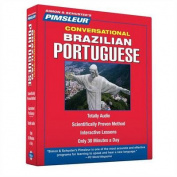 Pimsleur Portuguese (Brazilian) Conversational Course - Level 1 Lessons 1-16 CD [POR] [Audio]