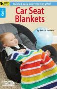Knit Car Seat Blankets