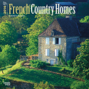 French Country Homes 2014 Wall Calendar