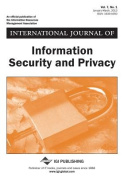 International Journal of Information Security and Privacy, Vol 7 Iss 1
