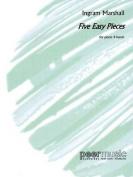 Five Easy Piano Pieces