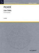 Live Oaks: Piano Quintet