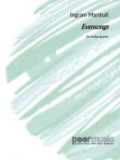 Evensongs: String Quartet