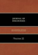 Journal of Discourses, Volume 22