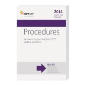Coders Desk Reference for Procedures 2014 (Coder's Desk Ref