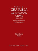 Washington Grays: Study Score