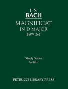 Magnificat in D Major, BWV 243 [LAT]