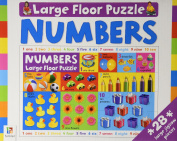 Numbers Large Floor Puzzle