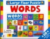 Words Large Floor Puzzle