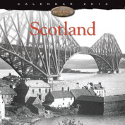 Scotland Heritage Wall Calendar 2014