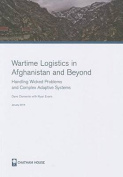 Wartime Logistics in Afghanistan and Beyond