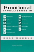 Emotional Intelligence III