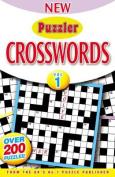 Puzzler Crosswords: Volume 1