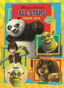 DreamWorks Heroes Annual: 2014