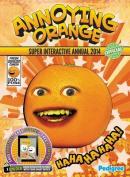 Annoying Orange Super Interactive Annual